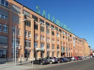 Salamander-Areal Quelle: Salamander-Areal Kornwestheim mbH