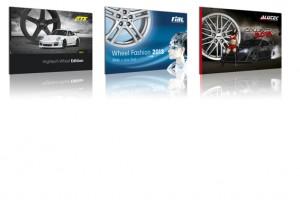 Mit seiner Räder-Kollektion für 2013 hofft Uniwheels auf höhere Umsätze.Quelle: Uniwheels