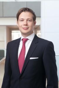 Alexander Baron (oben) und Rene Rückert, Baader Bank