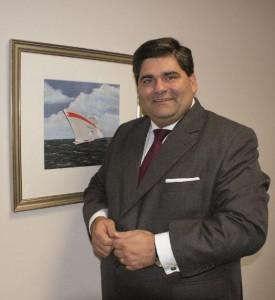 Konstantin Bissias, Geschäftsführer Quelle: Reederei Peter Deilmann GmbH