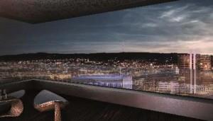 Hoch hinaus will Cloud No 7 und begibt eine Anleihe. Quelle: Cloud No 7 GmbH