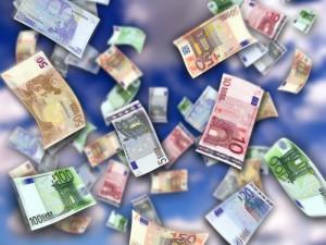 Geldregen für getgoods – Kapitalerhöhung, Weihnachtsgeschäft und Anleihe sei dank. Quelle: Panthermedia/Thomas Firsching