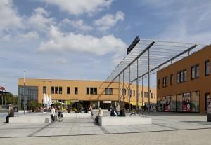 Hahn Fachmarktzentrum Sterkrader Tor GmbH & Co. KG Quelle: Hahn-Immobilien-Beteiligungs AG