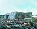 Die Hahn-Gruppe verwaltete 2012 ein Immobilienvermögen von 2,3 Mrd. EUR.Quelle: Hahn-Immobilien-Beteiligungs-AG