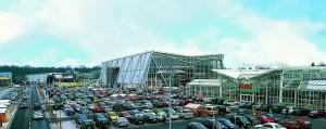 Hahn Bodensee-Center Friedrichshafen Quelle: Hahn-Immobilien-Beteiligungs AG