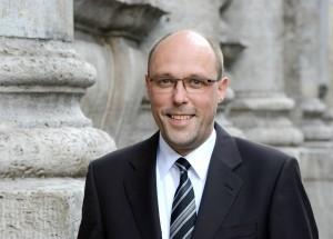 Lars Bergmann , Geschäftsführer der IPSAK mbH