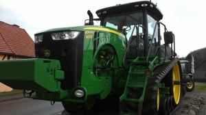 XXL-Traktor von John Deere