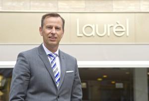 Dirk Reichert, Geschäftsführer, Laurèl GmbH