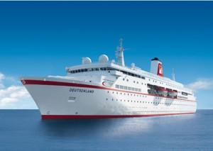 Traumschiff nimmt Kurs auf den Kapitalmarkt Quelle: Reederei Peter Deilmann GmbH