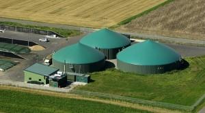 Biogasanlage in Bad Königshofen Quelle: MT-Energie GmbH