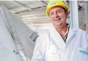 Nabeltec hat gut lachen - die Zahlen stimmen  Quelle: Nabaltec AG