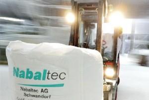 Mit Schwung ins Geschäftsjahr 2013: Nabaltec übertrifft sich selbst. Quelle: Nabaltec AG