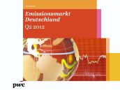 Emissionsmarkt Deutschland Q2 2012Quelle: PWC