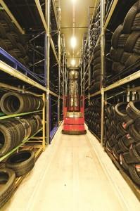2012 rollten bei Reiff die Reifen weniger Rund.Quelle: Reiff