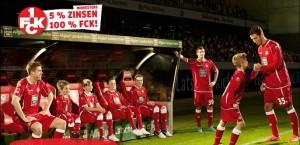 Erfolgreiche Investorenjagd: Bereits 4,5 Mio. EUR sind platziert. Quelle: 1. FC Kaiserlautern
