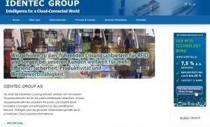 Werden Anleger die Anleihe des RFDI-Anbieter als interessantes Investment identifizieren?Quelle: Identec Group AG