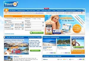 Zum Reiseportal soll bald eine Hotelsparte hinzukommen.  Travel24.com AG