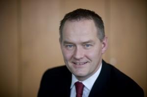 Thomas Dierkes, Vorstand der Börse Düsseldorf