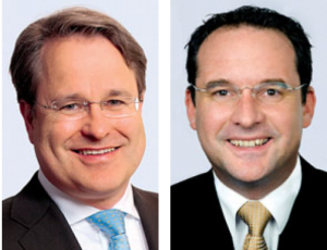 Dr. Martin Steinbach, Dr. Christian F. Bosse