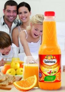 Begehrtes Geschmackserlebnis: Valensina schenkt noch einmal nach Quelle: diefruehstuecker.de