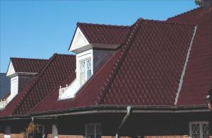 Dachlösungen gehören zu den Kernkompetenzen von Wienerberger.Quelle: Wienerberger