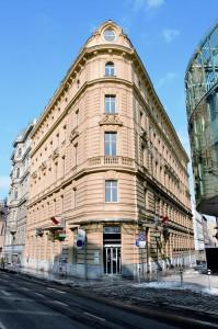 Schwerpunkt des Immoblilienbestands liegt in Österreich und Deutschland  Quelle: conwert Immobilien Invest SE