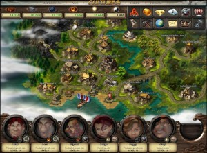 Auch 2013 will gamigo neue Online-Spiele entwicklen. Quelle: gamigo AG