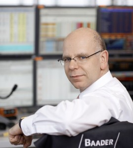 Klaus Stopp, Leiter Skontroführung Renten, Baader Bank AG