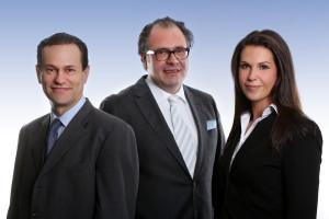 Das Steubing-Team um Ralf Meinerzag