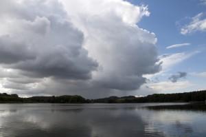 Zu viele Wolken trübten den Umsetz von Carpevigo.Quelle: Panthermedia/Peter Eggermann