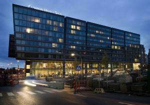 VST Gruppe Hotel Stockholm