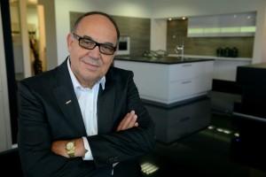 Max Müller, ehemaliger und langjähriger Vorstand bei ALNO
