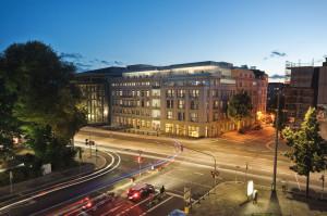 Projekt 'Kosmos-Ensemble' durch die KSW Immobilien GmbH & Co. KG erfolgreich realisiert