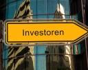 Strassenschild 42 - Investoren