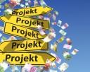 Finanzierung von Projekten
