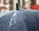 nasser Regenschirm