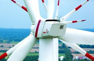 e.n.o Windpark Plauerhagen bei Plau am See