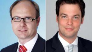 Dr. Christian Becker, Partner und Lutz Pospiech, Assoziierter Partner, GÖRG Partnerschaft von Rechtsanwälten mbB, München
