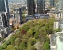 Frankfurt Taunusanlage Nordblick