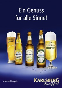 Karlsberg Brauerei veröffentlicht Jahreszahlen 2017