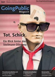 One Square Advisory Services GmbH: Steilmann SE - 2. Sachstandsbericht gegen Nachweis der Anleihegläubigerstellung verfügbar