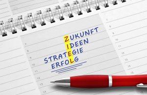 Notiz: Die Planung zum Erfolg