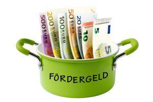 Frdergeld