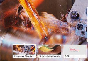 Lanxess übernimmt Chemtura Sep 2016