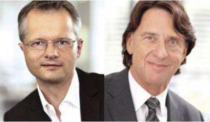 Uwe Nespethal (links) und Prof. Dr. Wolfgang Blättchen, Blättchen Financial Advisory
