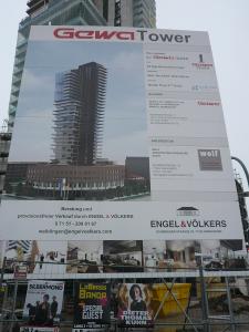 Gewa-Tower soll weitergebaut werden