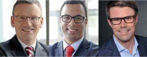 Ingo Wegerich, Rechtsanwalt und Partner, André Röhrle, LL.M. (Aberdeen), Rechtsanwalt, Luther Rechtsanwaltsgesellschaft mbH, Fabian Kirchmann, Vorstand, Kommunikationsberatung IR.on AG