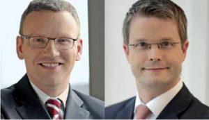 Ingo Wegerich (li) und René Krümpelmann, Rechtsanwälte,Luther Rechtsanwaltsgesellschaft mbH