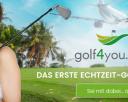 Companisto GmbH: Entspannt golfen: Startup golf4you will als erste Plattform Komplett-Golfurlaub mit einem Klick anbieten (News mit Zusatzmaterial)