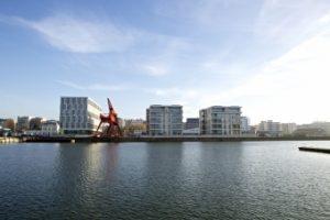 publity AG erwirbt Bürohaus Oceon Work in Bremerhaven